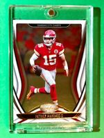 Patrick Mahomes PANINI CERTIFIED CHIEFS FOOTBALL 2020 HOT INVESTMENT CARD Mint!