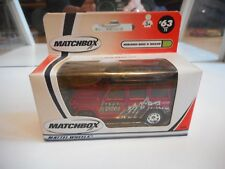Matchbox Mercedes G Wagon in Red in Box