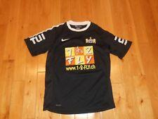 Nike FCZ FC Zürich Zurich JOHNNY LEONI #1 Jersey Kit Mens Small Futbol Swiss