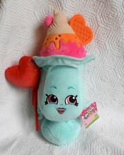 "Shopkins Suzie Sundae Stuffed Plush Toy Jumbo 15"" Valentine Heart Balloon"