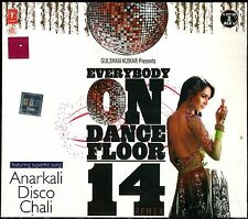 Everybody On Dance Floor 14, - Bollywood disco 2cd set new/sealed