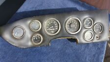 Vintage Stewart Warner 8 gauge Cluster 160mph, 8000 rpm plus 6 other gauges.