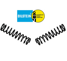 For Mercedes W140 300SD 400SEL Pair Set of 2 Front Coil Springs Bilstein