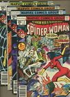 Spider-Woman 2,3,4,5 * 4 Book Lot * Brother Grimm! Marv Wolfman! Marvel