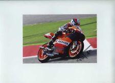 Esteve Rabat KTM 125 Moto GP Catalunya 2008 Signed Photograph