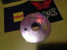 AEROSMITH - SPANISH CD SPAIN GEMS - ALTAYA 96' - HARD ROCK HEAVY METAL