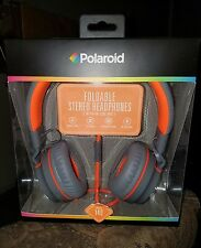 PHP140 Polaroid Foldable Stereo Headphones