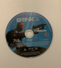 Ps3 Brink Playstation 3 disco de juego solamente