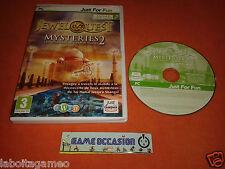 JEWEL QUEST MYSTERIES 2 A LA POURSUITE DU COEUR DE MINUIT PC CD-ROM PAL