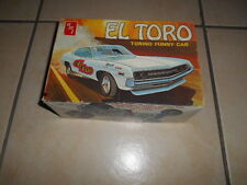 RARE AMT EL TORO TORINO FUNNY CAR