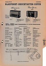 Service Manual-Anleitung für Blaupunkt Riviera 2640, New York 4645
