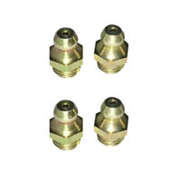 4 x Grease Nipples M8x1 for Genuine axle beam Classic VW Beetle Karmann T2