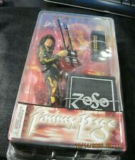 NEW Led Zeppelin Jimmy Page NECA Action Figure 2006 Classicberry Limited Rock
