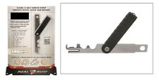 Bolt Scraper - .223 5.56 - Bolt Carrier Group Cleaning Tool - Carbon Removal