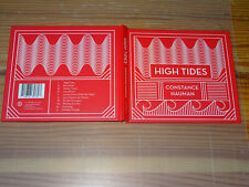 CONSTANCE HAUMAN - HIGH TIDES / DIGI-BOOK-CD 2019 MINT-
