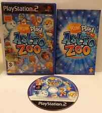 Console Game SONY Playstation 2 PS2 PAL ITALIANO EYETOY EyeToy PLAY ASTRO ZOO IT