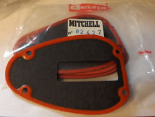 6 New Old Stock Garcia Mitchell 302N 386 486 FISHING REEL COVER PLATE SEAL 82427