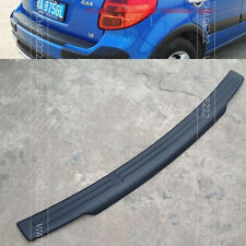FIT FOR SUZUKI SX4 HATCH REAR GUARD BUMPER PROTECTOR TRIM DOOR SILL COVER PLATE