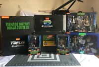 TMNT Teenage Mutant Ninja Turtles NECA - Lootcrate Series 1 & Spirit Splinter