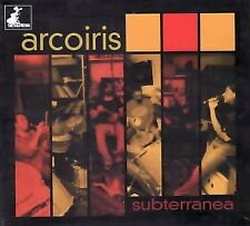 Arcoiris - Subterranea (CD)