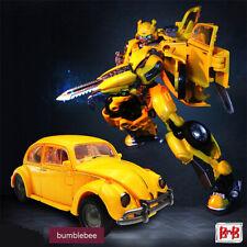 Transformers Bumblebee Roboter Flim Figur Auto Actionsfigur Spielzeug Kinder