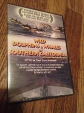 Wild Dolphins and Whales of Southern California  DVD Sealed NEW