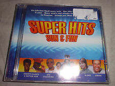 "Super Hits ""Sun & Fun"" Pop/Schlager/Party Musik CD, 18 Tracks, NEU+foliert!!!"