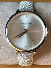 Michael Kors Charley Silver Leather Women's Watch - MK2793