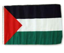 "12x18 12""x18"" Palestine Sleeve Flag Boat Car Garden"