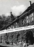 Mahlberg bei Lahr - Rathaus und Schloss - um 1960             M 20-3
