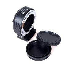 Commlite CM-ENF-E1 AF Lens Adapter For Nikon F Lens to Sony E A7II, A7R II,A6300