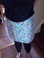 cute kawaii emo lolita ice cream sundae handmade skirt one size rockabilly plus