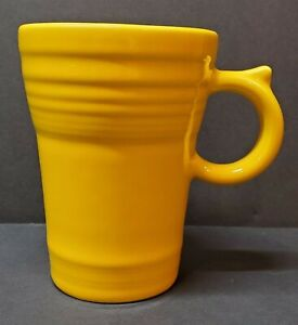 Fiestaware Latte Mug in Daffodil Excellent Condition