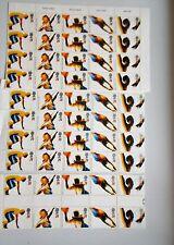 GB Wholesale Offre 1996 Jeux Olympiques x 10 Sets Sous Face Valeur
