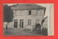 Guerre 1914 - Bureaux d'un Colonel d'un régiment de réserve à FRANBACH   (4461)