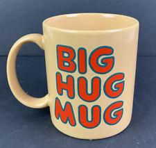 Big Hug Mug FTD Bouquet HBO True Detective Vintage Original Coffee Cup