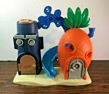 2013 Bikini Bottom Playset SpongeBob Squarepants Playset Squidward House Loose