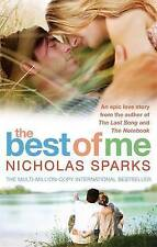 The Best of Me by Nicholas Sparks (Paperback, 2012)