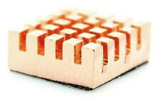 Pure Copper Heatsink for Raspberry Pi with adhesive thermal layer CHIP 139 A