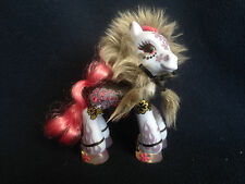 "My Little Pony g3 ""Art pony-Junko Mizuno"" Exclusive Collector Pony"