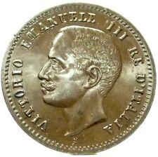Vittorio Emanuele III (2 Centesimi 1908 VALORE)