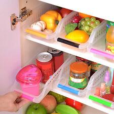 Rangement Collecteur Panier Cuisine Réfrigérateur Fruit Organizer Rack Holder