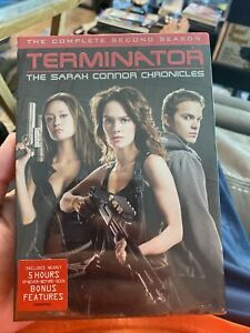 Terminator - The Sarah Connor Chronicles: The Complete Second Season (DVD, 2009,