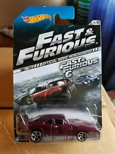 Hot wheels fast and furious ( 1969 Dodge Charger Daytona )