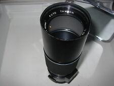 MIRANDA FIT TAMRON 300MM F5.6 TELEPHOTO LENS FILM/DIGITAL