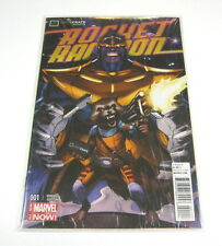 Rocket Raccoon #1 Loot Crate Variant Cover GUARDIANS OF THE GALAXY MARVEL COMICS