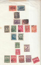 Newfoundland and Labrador Used North American Stamps
