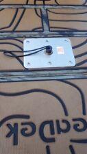"Boat Seat Pedestal Base Plugs 3/4"" (Rubber)"