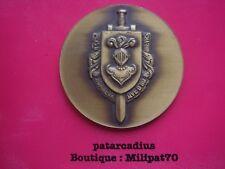 Médaille . Ecole ABC .  Armes Blindées Cavalerie . Attribuée