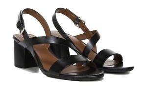 NEW Naturalizer Kendall Synthetic Sandal Black Size 9 NIB